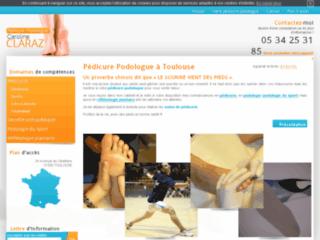 Détails : Pédicure podologue du sport à Toulouse