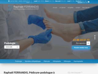 Pédicure-podologue à Joinville-le-Pont