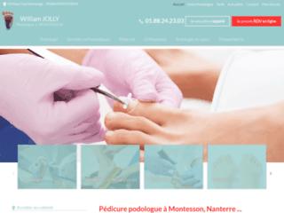Pédicure médicale à domicile Nanterre, Sartrouville, Montesson