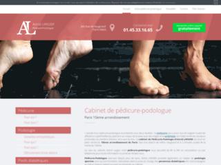 Pédicure podologue à Paris 15