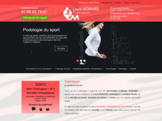 Cabinet de podologie à Levallois Perret