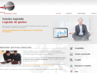 Détails : Pogi-Consulting - Editeur de logiciels de gestion