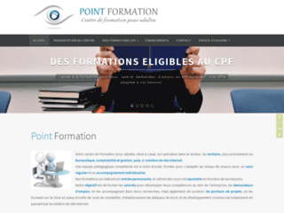 Point Formation - Centre de formation pour adultes
