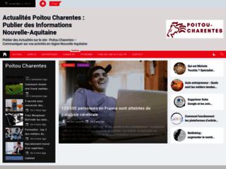 Information Poitou-Charentes