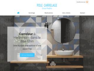 Pole Carrelage - entreprise de carrelage à Herbsheim