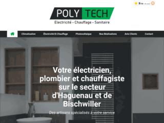 Poly'Tech : artisan chauffagiste à Bischwiller