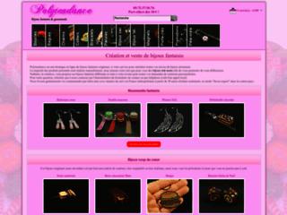 Détails : Bijoux fantaisie de Polytendance