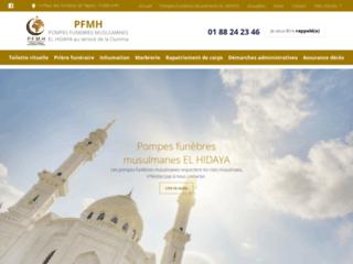 pompes funèbres musulmanes générales (P.F.M.G)