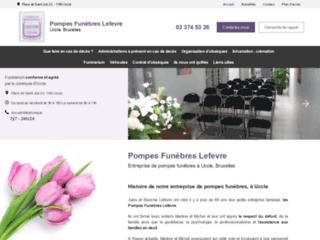 Détails : Pompes funèbres Bruxelles, Uccle