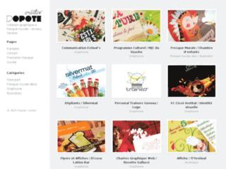 Détails : Popote créativ', graphiste et illustratrice freelance à Annemasse