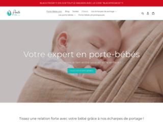Porte-Bebe.com, N°1 du portage