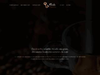 Détails : Capsules à café