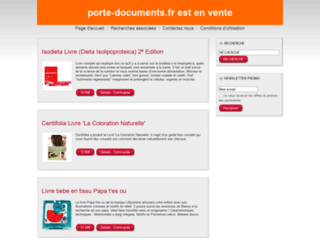 Détails : Porte Documents Personnalisé