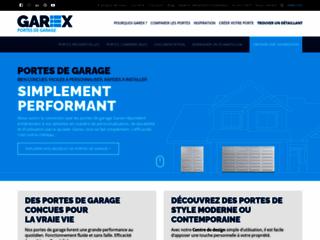 Détails : Portes de garage résidentielles et industrielles
