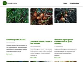 PotagerFruitier - Bien choisir ses outils, guides de cultures