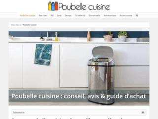 Détails : www.poubellecuisine.fr, guide d'achat des meilleures poubelles de cuisine