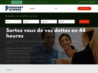 Détails : Poupart : Syndic de faillite à Laval et Montréal