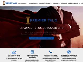 Détails : Premier Taux