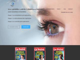 Détails : Opération des yeux au Laser- Lasik de la Presbytie
