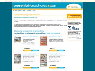 Détails : Présentoir brochures, porte brochures et présentoirs muraux
