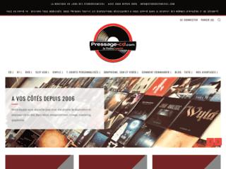 De Studios 7e Ciel à Pressage-cd.com