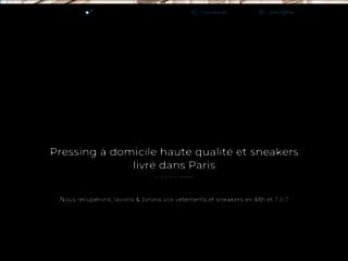 Pressandco: pressing à domicile sur Paris en 30 minutes