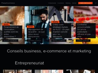 Créer votre boutique en ligne avec Prestashop