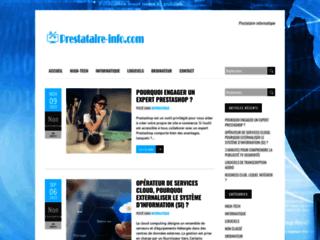 Détails : Site freelance - Mission freelance informatique
