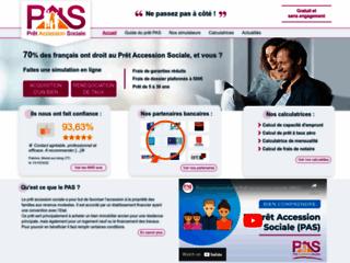 Détails : Pret Accession Sociale