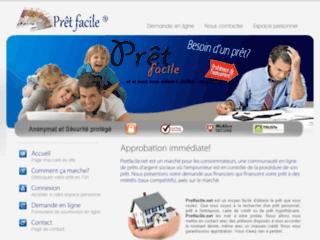 Obtenir un prêt facile en ligne