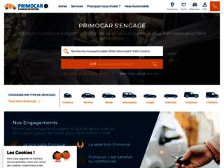 Primocar : Vendeur de voiture d'occasion pas chères
