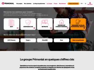 Détails : Primonial, conseiller en gestion de patrimoine