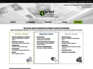 Détails : Print and Web