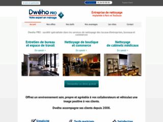 Dweho PRO, société de nettoyage professionnel