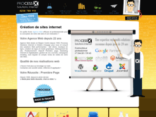 ProcessX, agence web Orléans