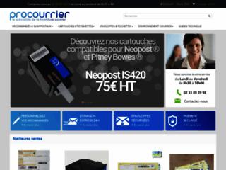 Détails : Procourrier, Le spécialiste de la fourniture courrier