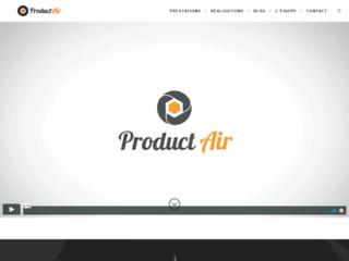 Détails : Prises de vues aériennes drone, Product Air