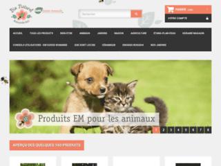 Vente de produits EM pour l'homme et les animaux