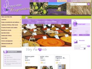 Détails : Produits de Provence