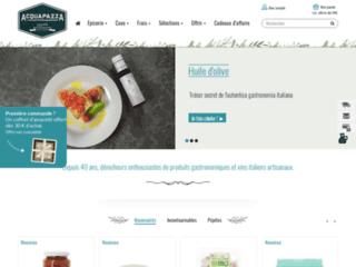 produits italiens