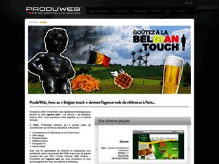 Détails : Une agence web à Paris