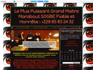 Le Plus Puissant Grand Maitre Marabout  SOGBE Fiable et Honnête : +229 65 83 24 32
