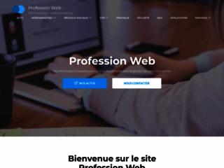 Détails : Meilleur site d'informations sur tous les professionnels du web
