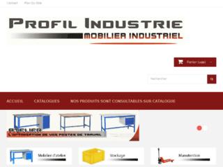 Profil Industrie