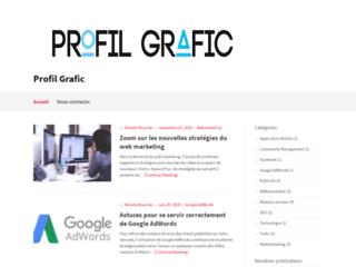Profil grafic: tout savoir sur le web marketing