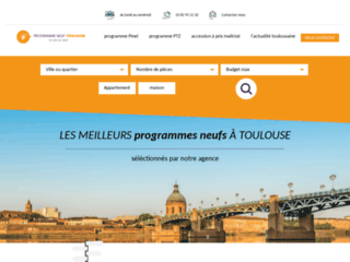 L'agence immobilière Programme Neuf Toulouse