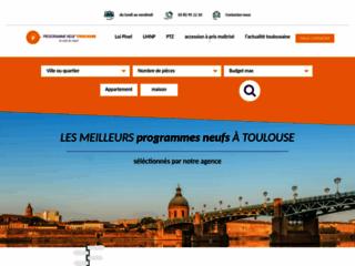 Détails : L'agence immobilière Programme Neuf Toulouse