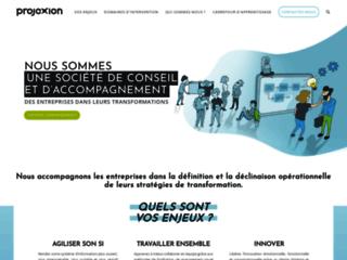 Détails : PROJEXION : cabinet de conseil en organisation et transformation digitale