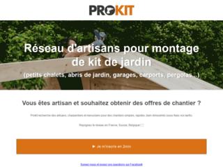Détails : Prokit, montage de produits en kit par des pros
