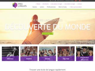 Détails : Voyages linguistiques